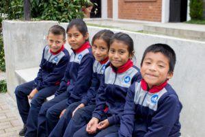 En 2000, la Casa San Andrés a ouvert ses portes aux enfants les plus démunis pour qu'ils puissent être scolarisés.