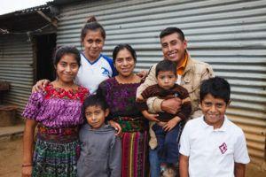 Une vie de famille sécurisante pour des enfants vulnérables