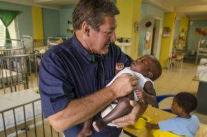 Le bureau français, quant à lui, a vu le jour en 1995 et travaille particulièrement pour Haïti avec le Père Richard Fréchette.
