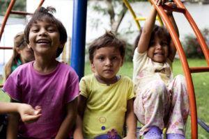 En 2011, le foyer a commencé à accueillir des enfants de la région de Juárez.